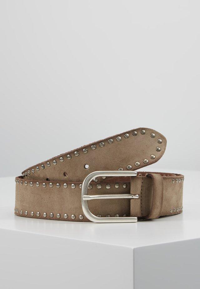Pásek - taupe