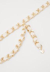 Vanzetti - Waist belt - white - 2