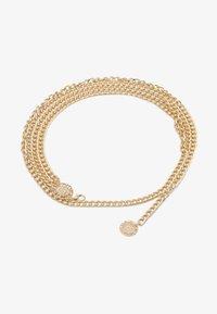 Vanzetti - Tailleriem - gold-coloured - 1