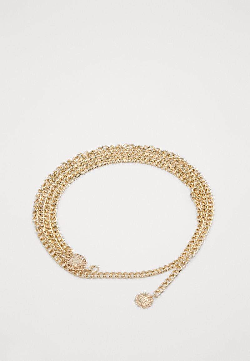 Vanzetti - Tailleriem - gold-coloured