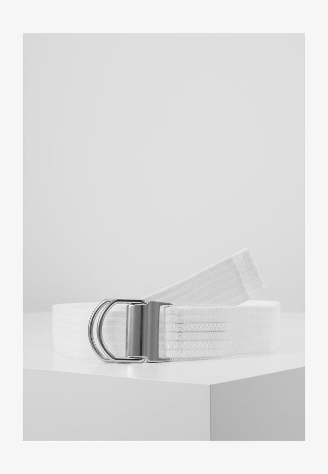 Gürtel - white