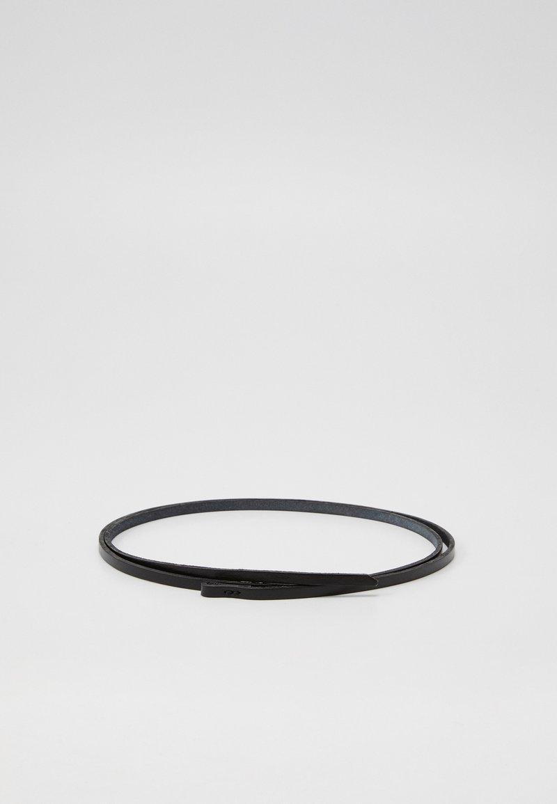 Vanzetti - Ceinture - schwarz