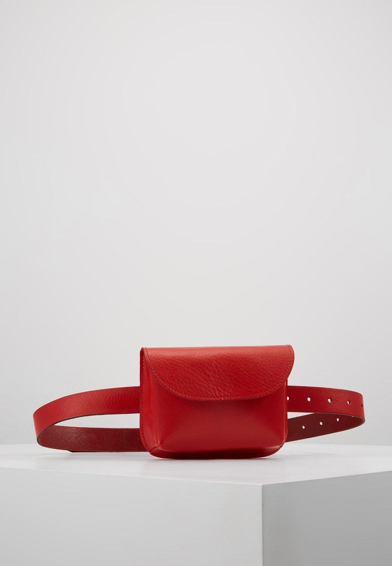 Vanzetti - Gürteltasche - rot