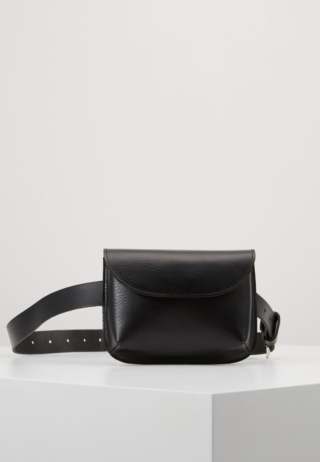 Bältesväska - schwarz