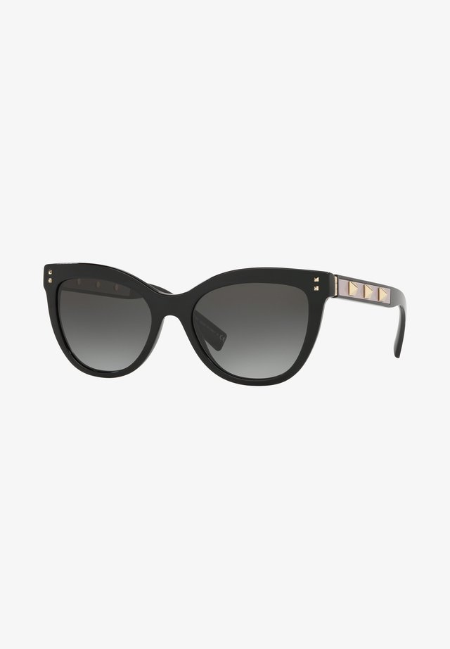 FREE ROCK STUD - Sunglasses - black/grey shaded