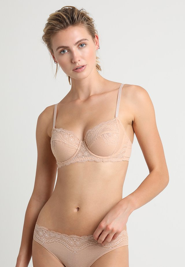 BIANCASUPPORT BRA - Underwired bra - powder