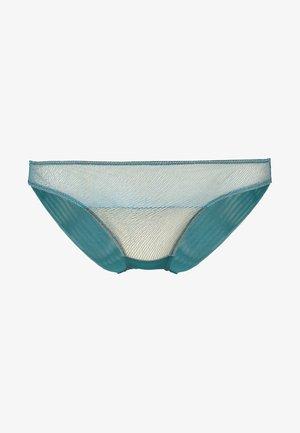 CARLA BRIEF - Slip - emerald