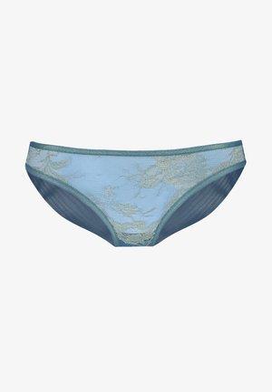 LARA BRIEF - Slip - blue