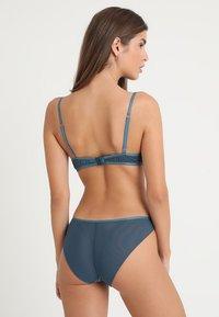 Vanity Fair Lingerie - LARA BRIEF - Alushousut - blue - 2