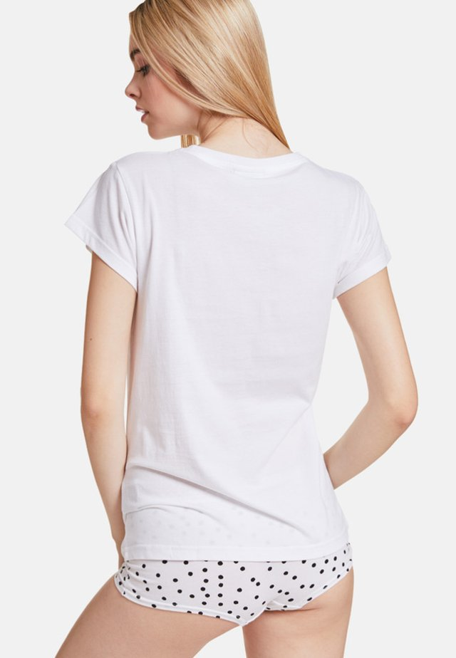 Undershirt - white