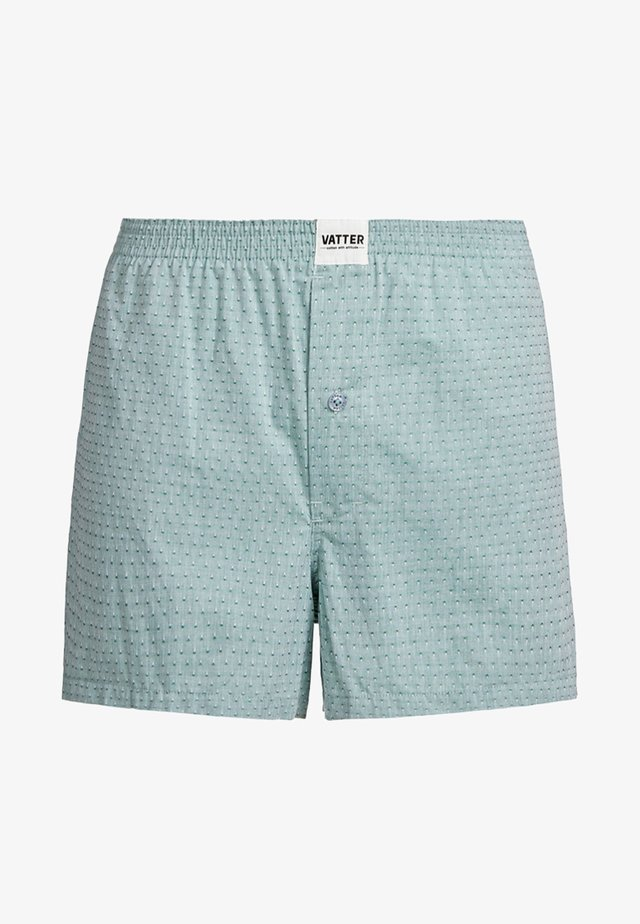 LOOSE LARRY - Boxer shorts - mint