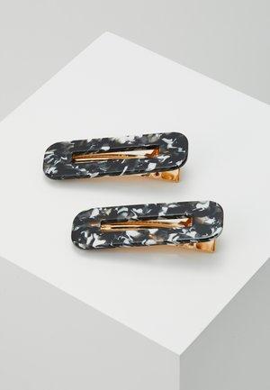GRETA 2 PACK - Haaraccessoire - black