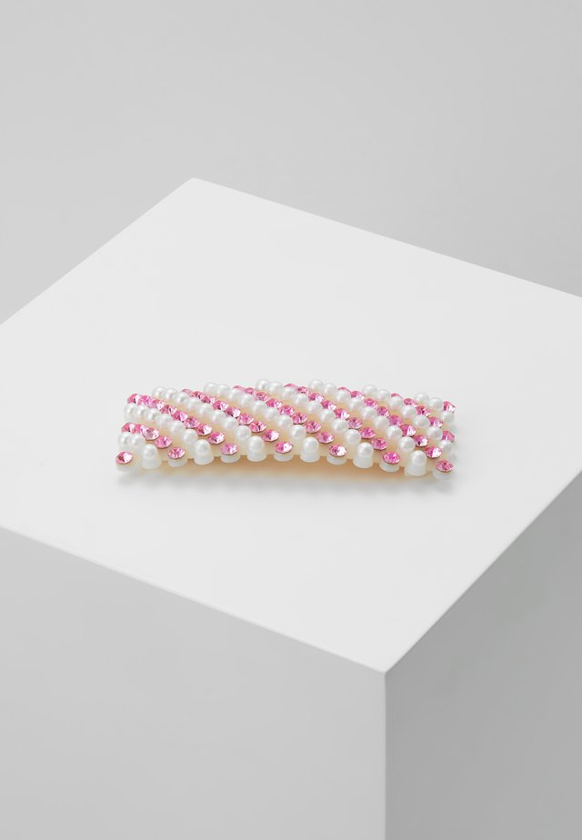 CLIP - Hair styling accessory - pink