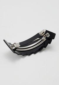 Valet Studio - BEATRIX CLIP - Hair styling accessory - black - 3
