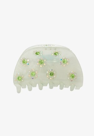 MILLIE CLIP - Hair Styling Accessory - green