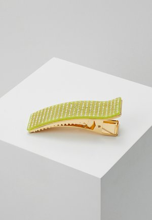 SASHA CLIP - Hair styling accessory - green