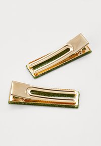 Valet Studio - CLEMENTINE CLIPS 2 PACK - Hair styling accessory - green - 1