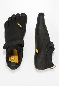 Vibram Fivefingers - KSO - Minimalistické běžecké boty - black - 1