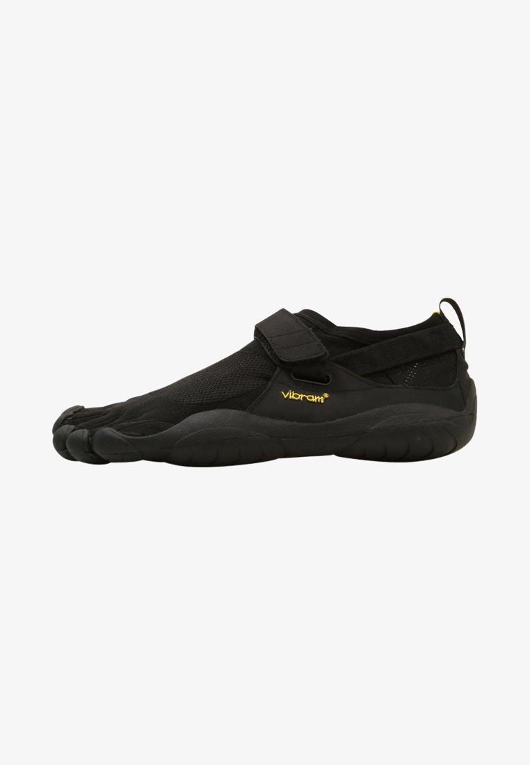 Vibram Fivefingers - KSO - Minimalistické běžecké boty - black