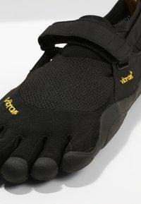 Vibram Fivefingers - KSO - Minimalistické běžecké boty - black - 5