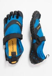 Vibram Fivefingers - V-AQUA - Obuwie do sportów wodnych - blue/black - 1