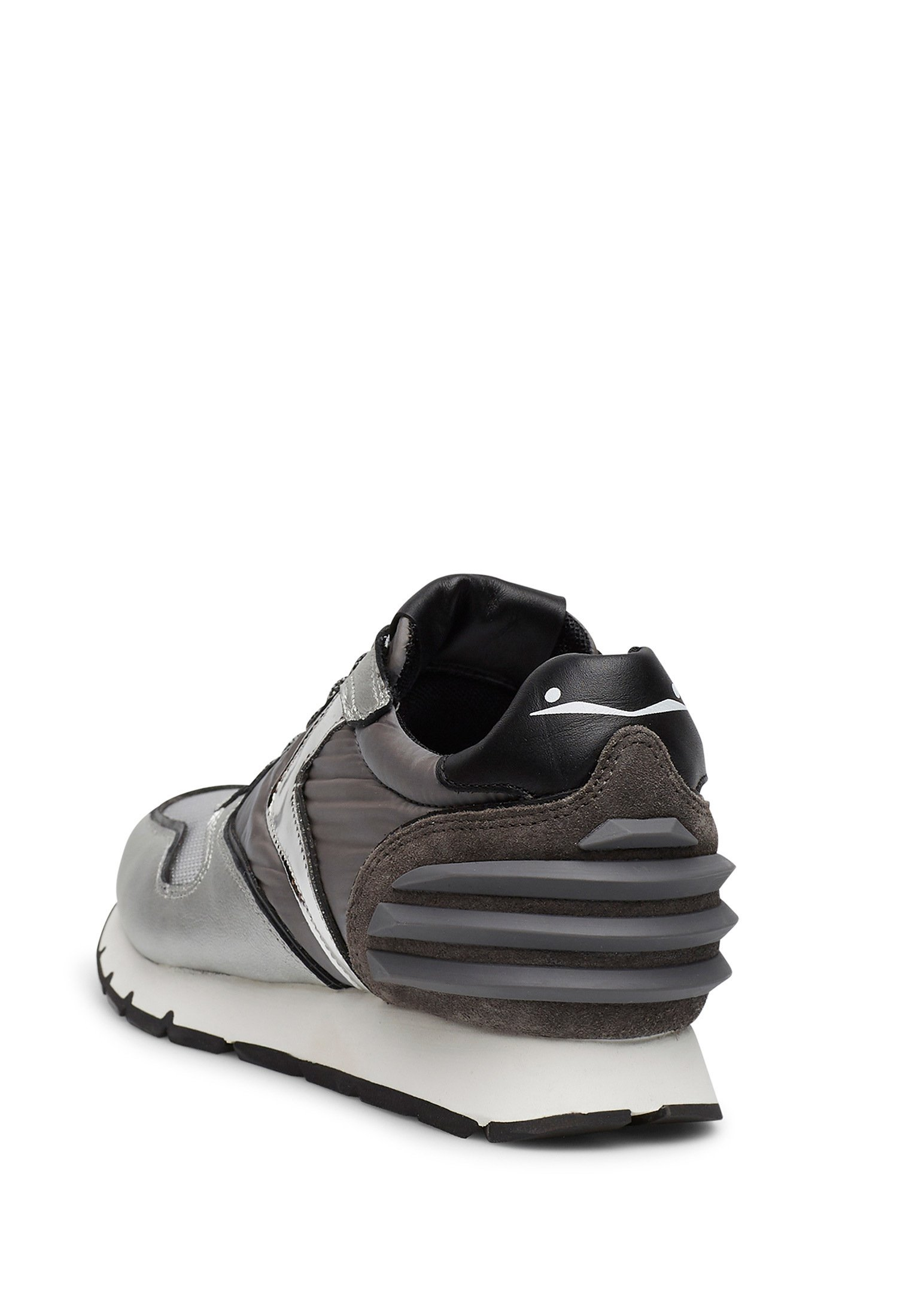 Basse PowerSneakers Voile Julia Blanche Silver qSUzVpM
