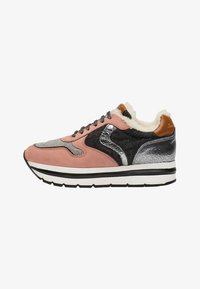 Voile Blanche - Sneakers basse - pink - 1