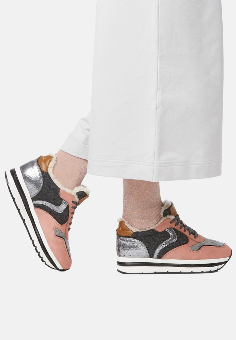 Voile Blanche - Sneakers basse - pink