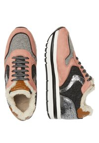 Voile Blanche - Sneakers basse - pink - 2