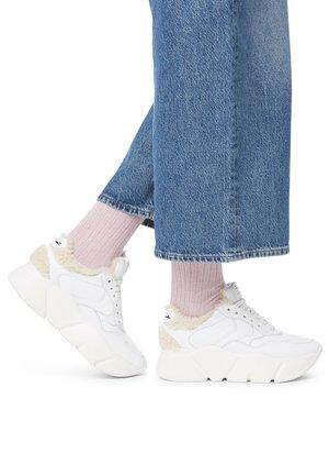 CREEP - Sneakers basse - white