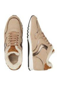Voile Blanche - JULIA - Sneakers basse - beige - 2