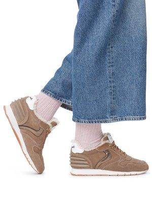 JULIA - Sneakers basse - beige