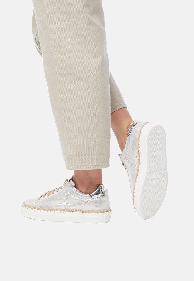 PANAREA - Sneakers basse - silver