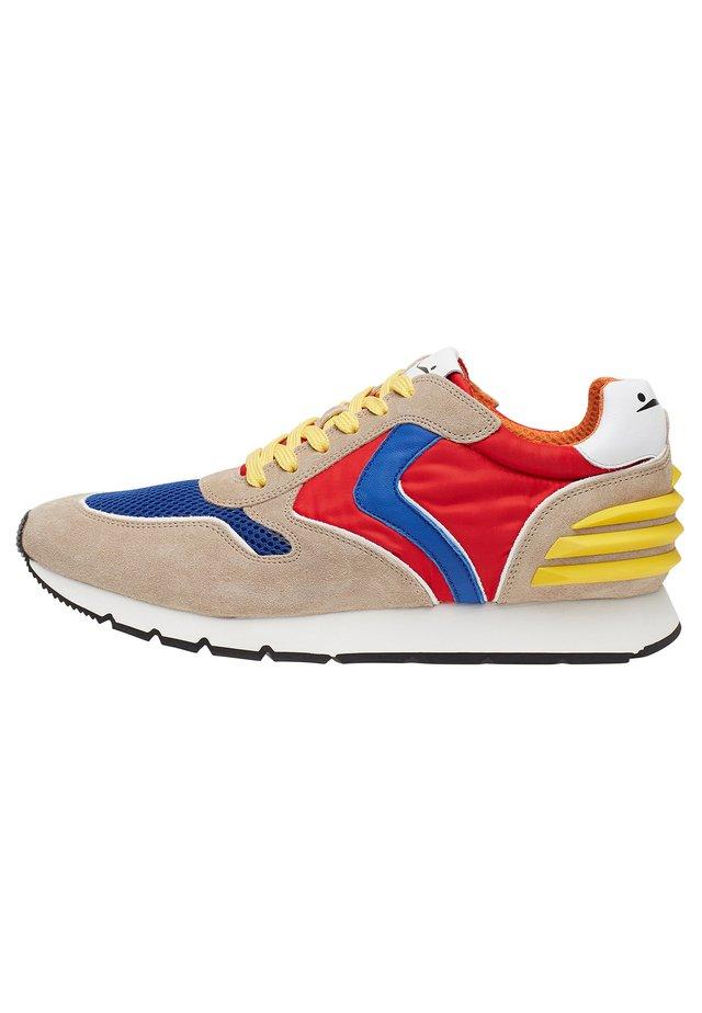 LIAM POWER - Sneakers basse - beige