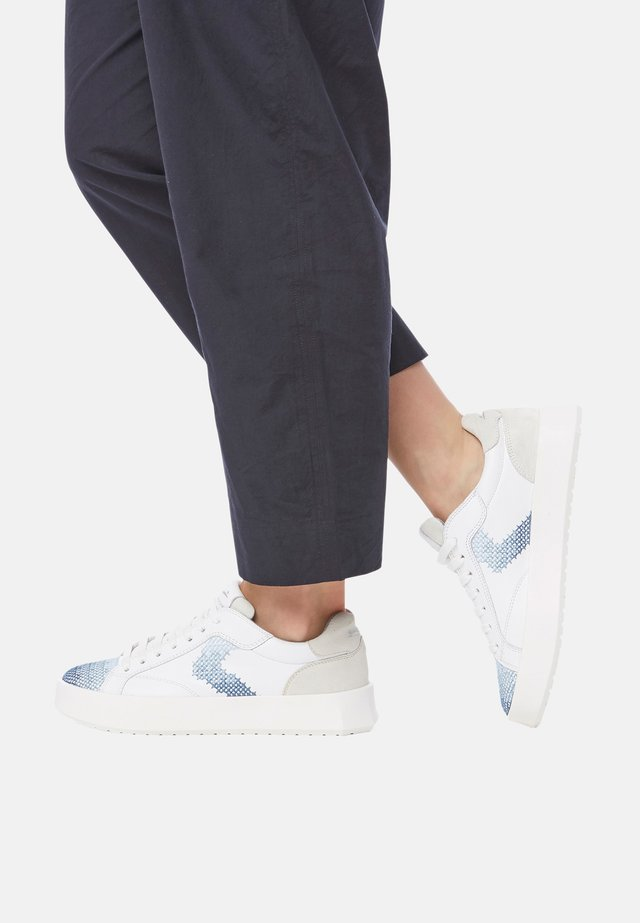 KISS - Trainers - azure blue