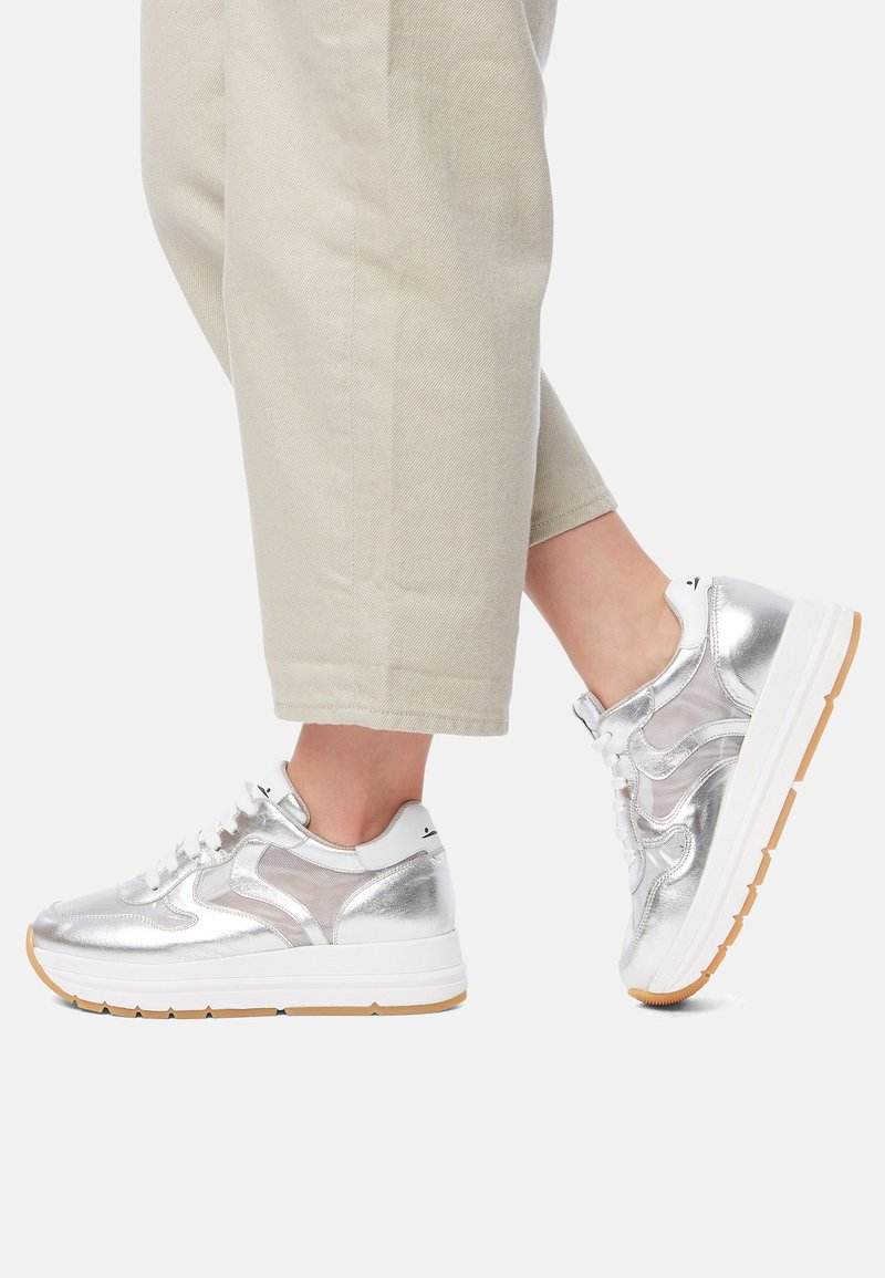 Voile Blanche - Trainers - silver