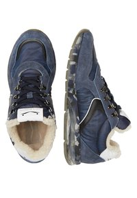 Voile Blanche - NEW LENNY HOOK FUR - Trainers - blue - 2