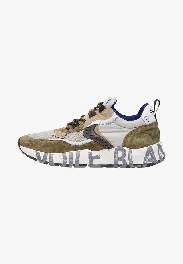 CLUB01 - Sneakers basse - olive