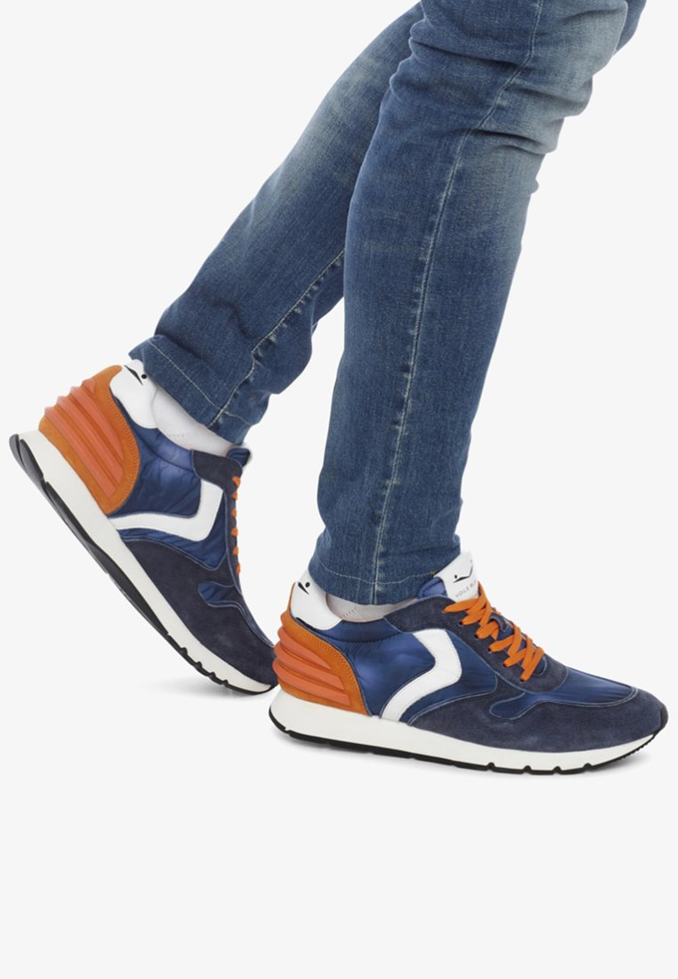 Voile Blanche - LIAM POWER - Trainers - blue