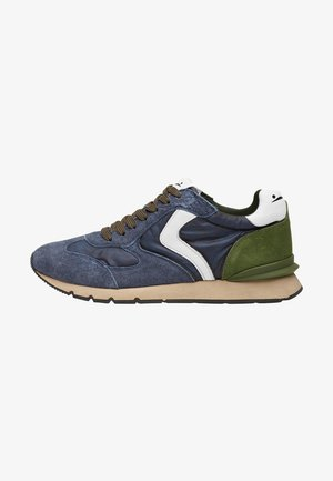 NEW LIAM RACE IN PELLE E  - Trainers - blue