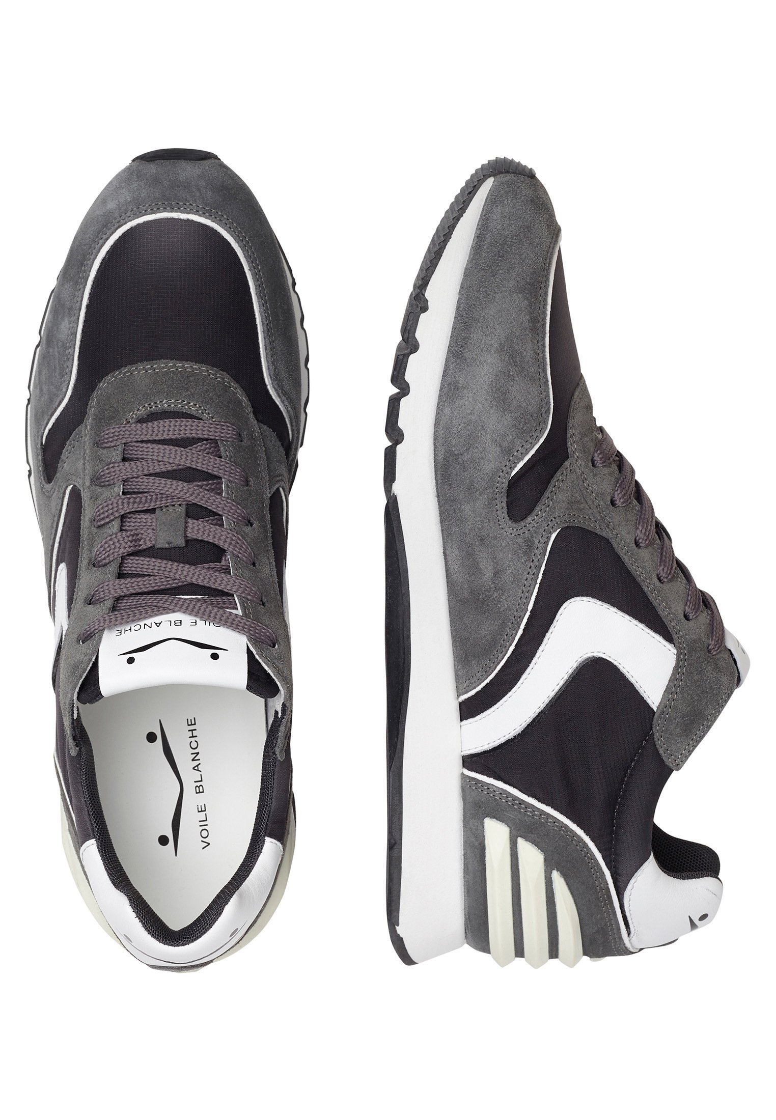 Voile Blanche Sneaker low - grey