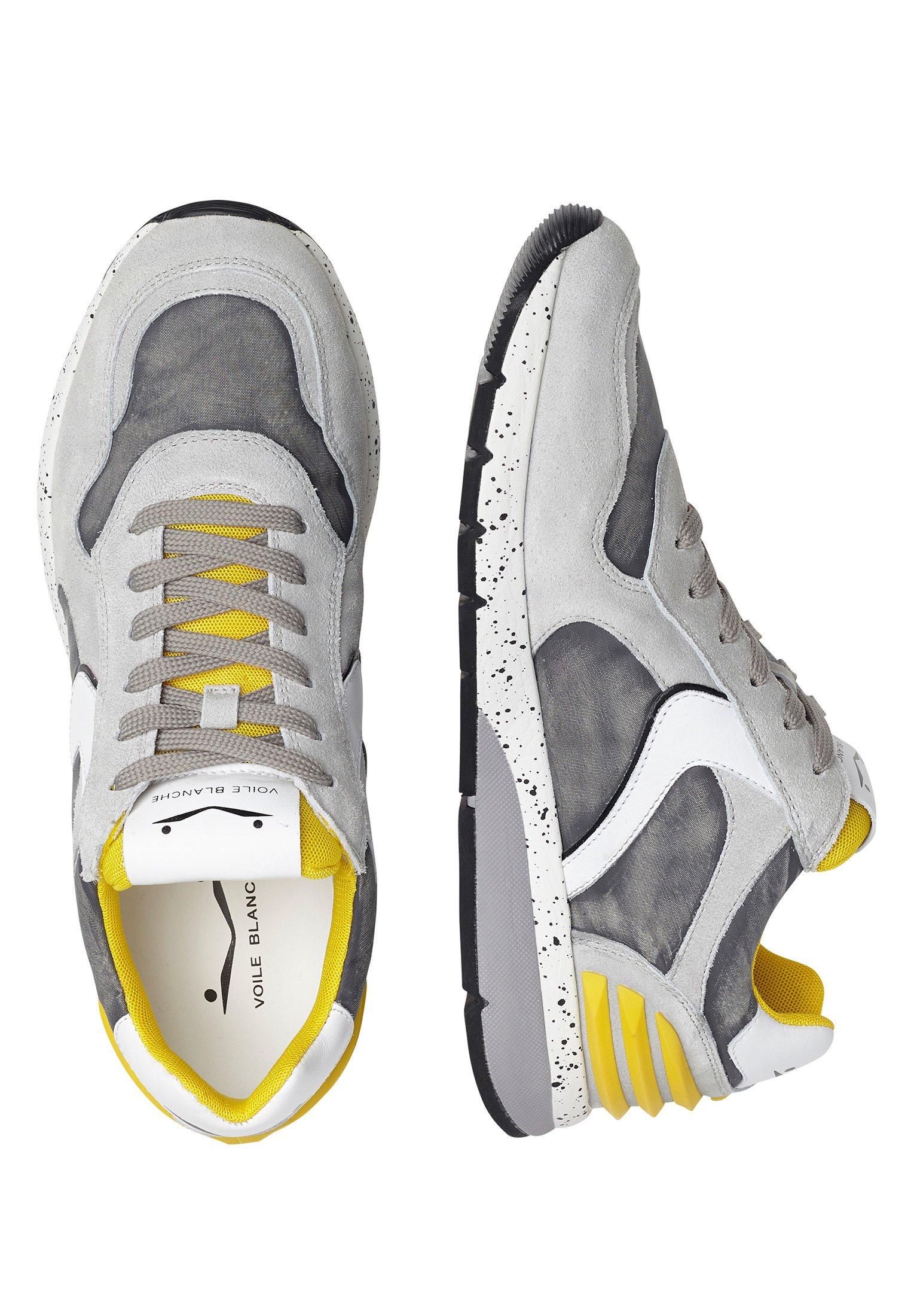 Voile Blanche New Argo Power - Baskets Basses Grey