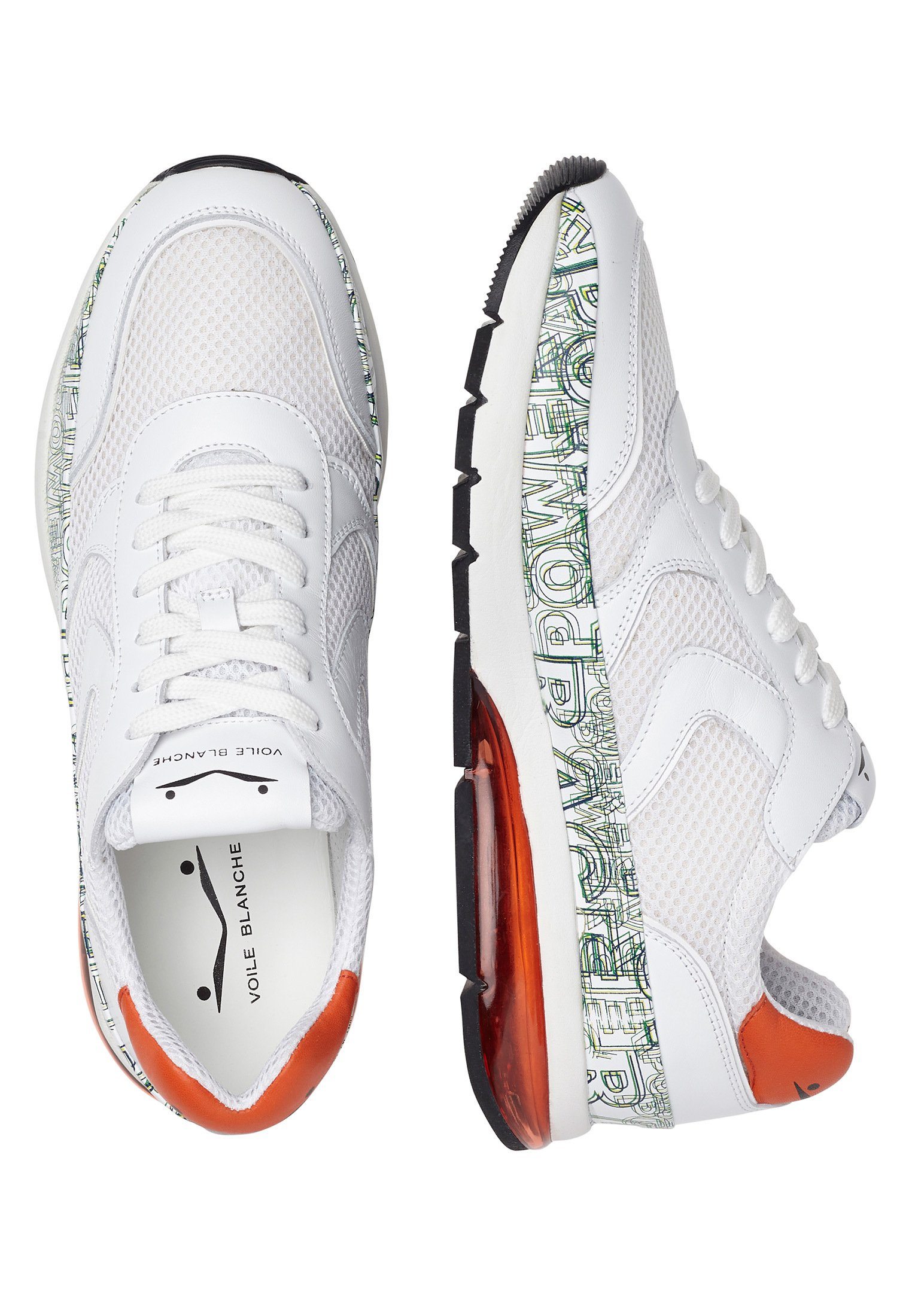 Voile Blanche Mark - Baskets Basses White 4AQ8NbH
