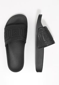 Versace Collection - Sandales de bain - black - 1