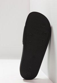 Versace Collection - Sandales de bain - black/gold - 4