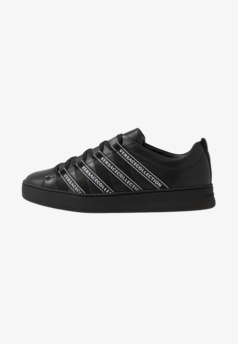 Versace Collection - Trainers - black/white
