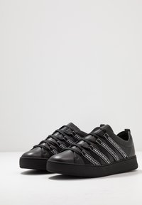 Versace Collection - Baskets basses - black/white - 2