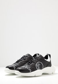 Versace Collection - Baskets basses - black - 2