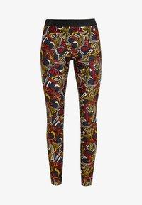 Versace Collection - Leggings - Trousers - scaralatto giallo - 3