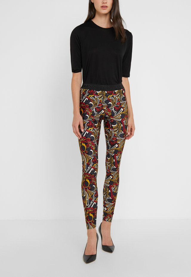 Leggings - Hosen - scaralatto giallo